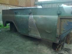 Интерьер. УАЗ 469
