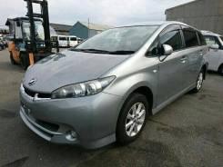 Toyota Wish. автомат, 4wd, 1.8, бензин, 94 тыс. км, б/п, нет птс. Под заказ