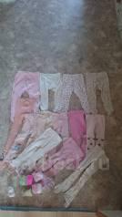 Колготки, ползунки, носки на девочку