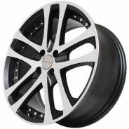 Sakura Wheels R266. 7.5x17, 4x100.00, ET40, ЦО 73,1мм.