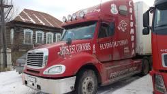 Freightliner. Продам седельный тягач Фредлайнер 2005 г., 14 000 куб. см., 23 587 кг.