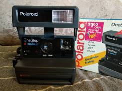 Polaroid OneStep i-Type. Менее 4-х Мп, зум: без зума