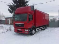 MAN. Подается грузовик фургон МАN в РФ 2 года, 10 000кг., 4x2