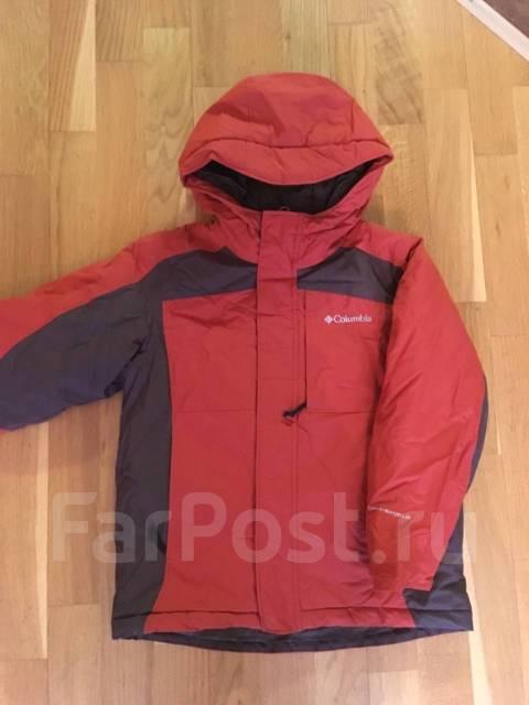 Зимняя куртка на мальчика Columbia. 6 7 лет - Детская одежда во ... bef0427a5f51f