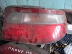 Стоп-сигнал. Toyota Carina, AT191 Двигатель 7AFE