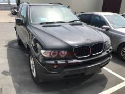 Бампер. BMW X5, E53 Двигатель M54B30