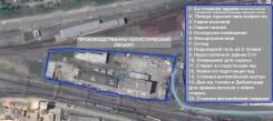 Площадка для бизнеса с потенциалом на Урале. Улица Стрелковая 37а, р-н Советский, 4 105 кв.м.