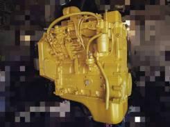 Двигатель в сборе. Komatsu PW