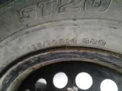 Bridgestone ST20. Зимние, без износа, 4 шт
