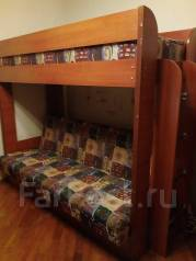 Продам дёшево даухярусную кровать