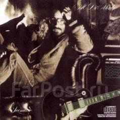 """Jazz CD Al Di Meola """"Scenario"""" 1983 USA"""