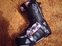 Ботинки сноубордические. 37