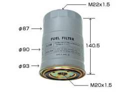 Фильтр топливный, сепаратор. Mitsubishi Pajero, V64W, V66W, V68W, V74W, V76W, V78W, V86W, V96W Mitsubishi Montero, V64W, V66W, V68W, V74W, V76W, V78W...