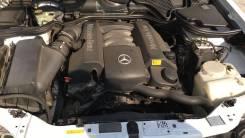 Двигатель в сборе. Mercedes-Benz E-Class, W210, S210 Двигатели: M, 112, E24, E, 24, 104, 28, 32, 111, 20, ML, 23, 113, 43, 55, 119, 42, 50, 60, 63, OM...