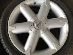 Nissan. 7.5x18, 5x114.30, ET40, ЦО 67,0мм. Под заказ