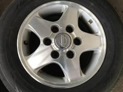 Nissan. 6.0x15, 6x139.70, ET35, ЦО 110,0мм. Под заказ