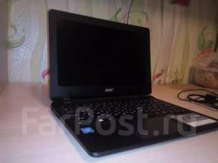 """Acer Aspire ES1. 11.6"""", 1 600,0ГГц, ОЗУ 2048 Мб, диск 500 Гб, WiFi, Bluetooth, аккумулятор на 7 ч."""