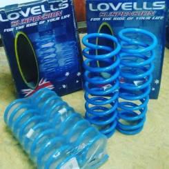 Задние усиленные пружины Lovells +40mm - Escudo TD01W / TL52W