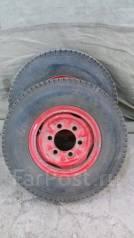 Bridgestone Blizzak W965. Зимние, без шипов, 2005 год, износ: 30%, 2 шт