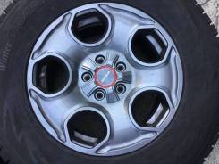 A-Tech Final Speed Gear-R. 7.0x16, 5x114.30, 5x127.00, ET35, ЦО 73,0 мм.
