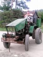 Самодельная модель. Трактор-самоделка