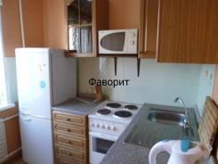 1-комнатная, улица Карбышева 44. БАМ, агентство, 36 кв.м.
