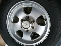 Bridgestone. 7.0x16, 6x139.70, ET25, ЦО 108,1мм.
