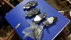 Колодка тормозная. Toyota Corolla, NDE150, ZZE150, ADE150, ZRE151, ZRE152 Toyota Auris, ADE150, NDE150, ZRE151, ZZE150, ZRE152 Двигатели: 1ZRFE, 1ADFT...