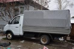 ГАЗ Газель. Газель ГАЗ 3302, 2 400 куб. см., 1 500 кг.