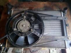 Радиатор охлаждения двигателя. Лада 2107 Двигатели: BAZ2104, BAZ2105, BAZ2106720, BAZ2106, BAZ2106710, BAZ4132, BAZ21213, BAZ2103