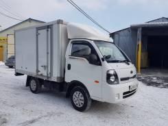 Kia Bongo III. Продается фургон 4ВД 2012г во Владивостоке, 2 500 куб. см., 1 200 кг.