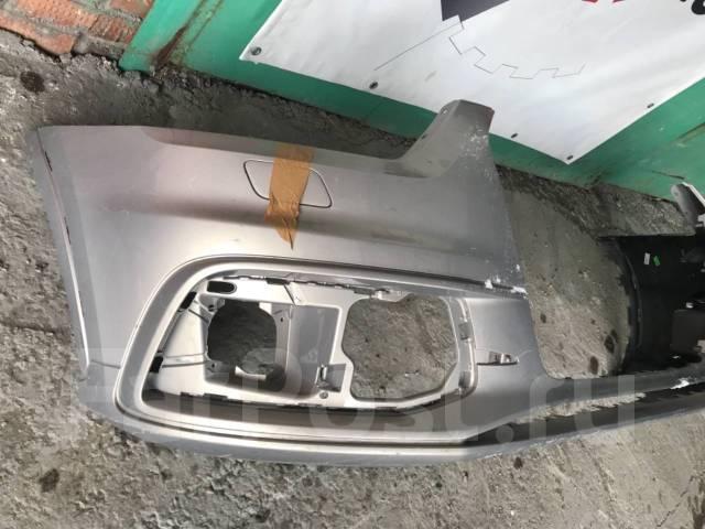 Бампер. Audi S Audi Q3, 8UB Двигатели: ALZ, CCTA, CCZC, CFFA, CFFB, CFGC, CFGD, CHPB, CLJA, CLLB, CPSA, CULB, CULC, CUWA, CYLA