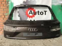 Дверь багажника. Audi S Audi Q7, 4MB Двигатели: 1T, CEUA, CREC, CRTC, CRTE, CUEA, CVJA, CVMD, CVZA, CYMC, CYRB, CZAA, CZAC, CZZA, CZZB, DDEA, PR