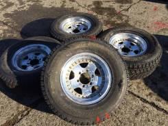 275/70R16 Bridgestone DM-Z3 на литье. В пути из Японии (Х040). 8.0x16 6x139.70 ET0. Под заказ