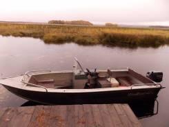 Wyatboat. Год: 2013 год, длина 4,65м., двигатель подвесной, 30,00л.с., бензин