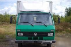 Volkswagen LT 55. Продам обменяю изотермический фургон Фольцваген LT 55, 2 400 куб. см., 3 000 кг.
