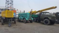 Бурспецтехника УРБ-2А2. Буровая установка, 6 000 куб. см.