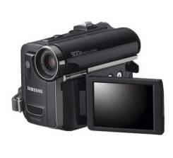 Samsung VP-D463i. Менее 4-х Мп, без объектива