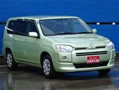 Toyota Succeed. вариатор, передний, 1.5, бензин, 32 000 тыс. км, б/п. Под заказ