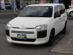 Toyota Succeed. вариатор, 1.5, бензин, 51 000 тыс. км, б/п. Под заказ