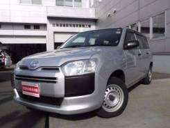 Toyota Succeed. вариатор, 4wd, 1.5, бензин, 37 000 тыс. км, б/п. Под заказ