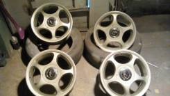 Kosei Grand Infest D4. 6.5x15, 4x100.00, 4x114.30, ET35, ЦО 70,0 мм.