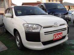 Toyota Succeed. вариатор, передний, 1.5, бензин, 17 900 тыс. км, б/п. Под заказ