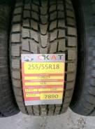 Dunlop Grandtrek SJ6. Зимние, без шипов, без износа, 1 шт