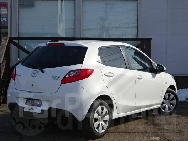 Mazda Demio. автомат, 4wd, 1.3, бензин, б/п. Под заказ