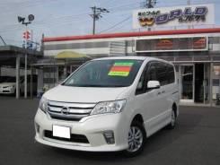 Nissan Serena. автомат, 4wd, бензин, б/п. Под заказ