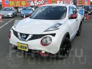 Nissan Juke. вариатор, передний, 1.5, бензин, б/п. Под заказ