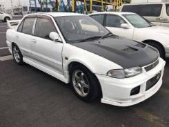 Mitsubishi Lancer Evolution. механика, 4wd, 2.0 (270л.с.), бензин, 113тыс. км, б/п, нет птс. Под заказ