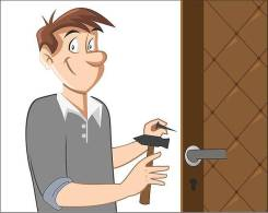 Установка дверей: быстро, качественно и по разумной цене
