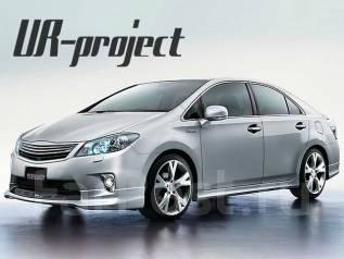 Обвес кузова аэродинамический. Toyota Sai, AZK10 Двигатель 2AZFXE